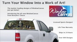 RC WINDOW CANVAS - Capture