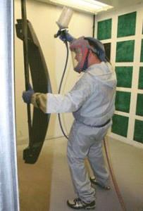 2014 04 - Restylers Choice Cincinatti Paint Dept