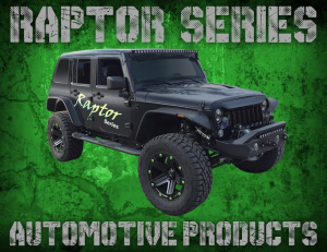 Raptor Jeep Step