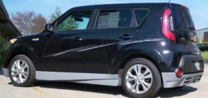 2014+ Kia Soul Body Kit - 2