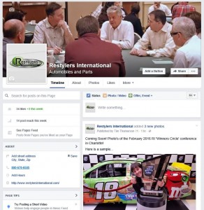 Facebook - 2016 05 10