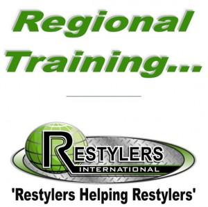 Regional Training with Logo
