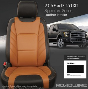 Roadwire 2016 Ford F150 XLT Signature Series