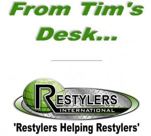 Tims Desk